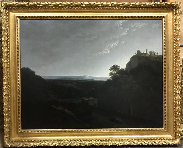 Solomon Delane - A landscape view near Tivoli For Sale 1