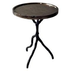 Solstice Side Table by DeMuro Das