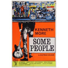 Some People 1962 Poster