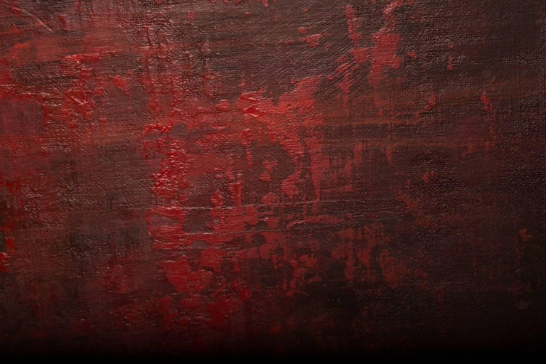 'Something and Nothing in Red' by Kate Buckley In Excellent Condition For Sale In London, GB