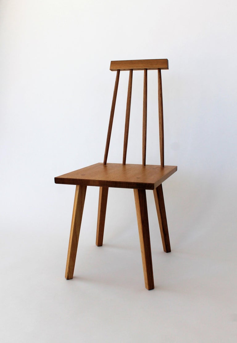 Inspired by the casual elegance of Scandinavian cafes with their clean, minimal aesthetic and just enough whimsy to keep the vibe fun, the Sommar Dining Chair was designed to fill a variety of roles. It has the right amount of rustic charm to be at