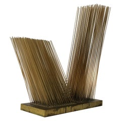 Sonambient Sculpture by Harry Bertoia