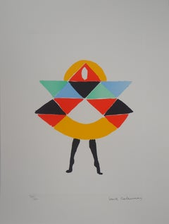 Carnival Dress - Lithograph (Artcurial edition)