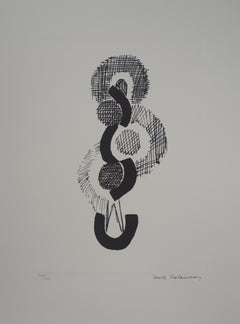 Dance, Endless Rythm - 1923 - Lithograph