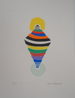 Rio Spinning Dress - Lithograph (Artcurial edition)
