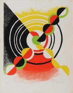 Untitled, Sonia Delaunay