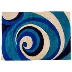 Sonia Delaunay, Wool Carpet, circa 1960, France