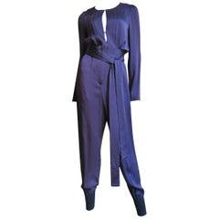 Sonia Rykiel New Silk Jumpsuit