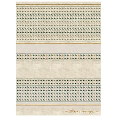 Sonico Toatora Hand Knotted Wool and Bamboo Silk