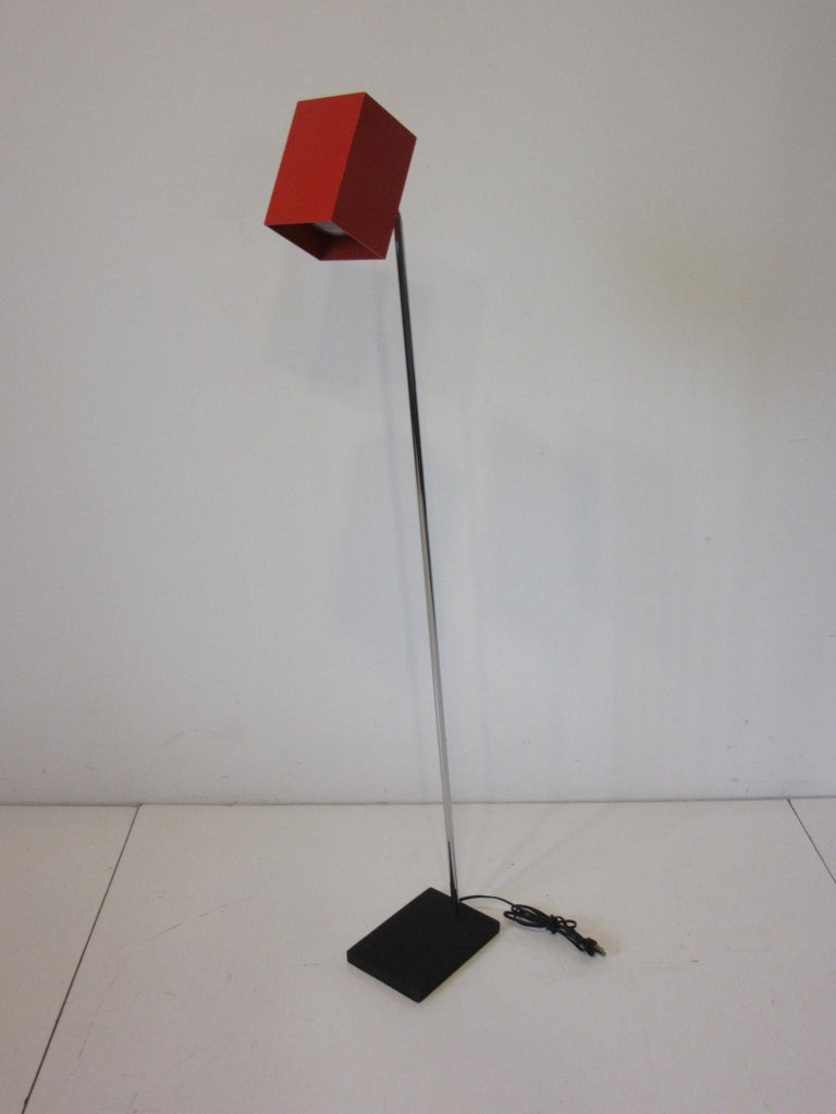 Sonneman Cube Floor Lamp for George Kovacs For Sale 1