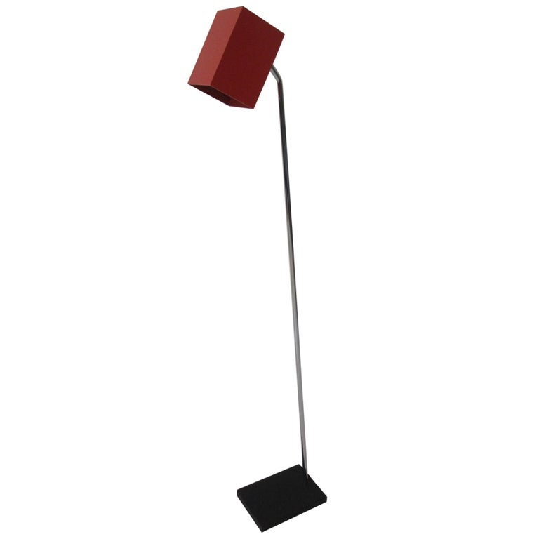 Sonneman Cube Floor Lamp for George Kovacs For Sale