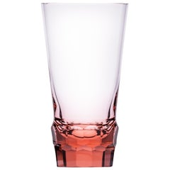 Sonnet Water Tumbler Red 'Rosalin', 12.51 oz