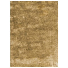 Soothing Hues Customizable Pallas Weave Rug in Cognac X-Large