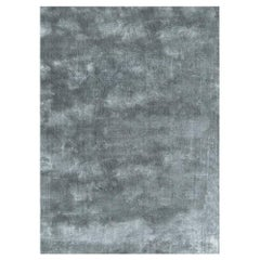Soothing Hues Customizable Pallas Weave Rug in Frost Large