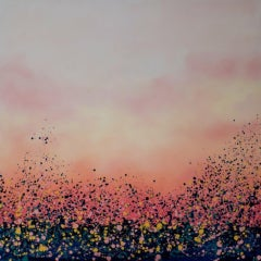 Sophie Berger, Dawn Moor, Contemporary Landscape Art, Affordable Art