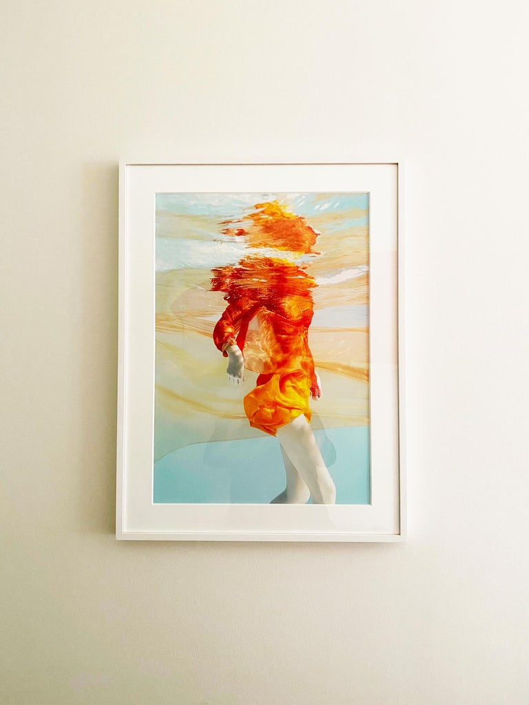 Water Beauty , water, body, orange For Sale 1