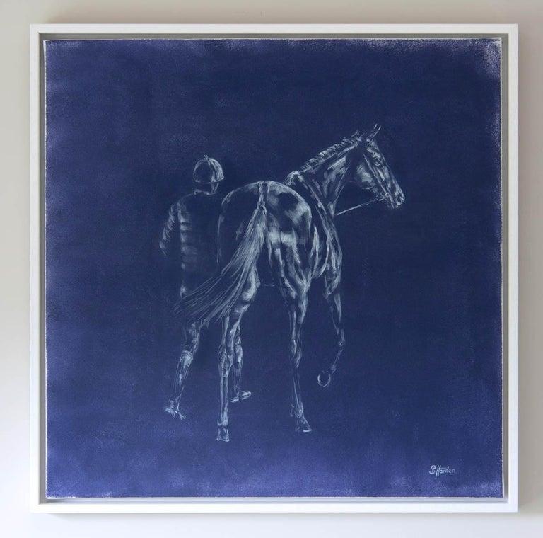 Sophie Harden, Next Lot, Horse Art for Sale, Animal Art for Sale, Original Oil For Sale 2
