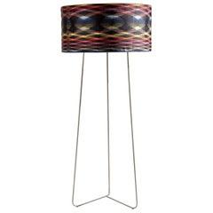 Sophie New Black Floor Lamp