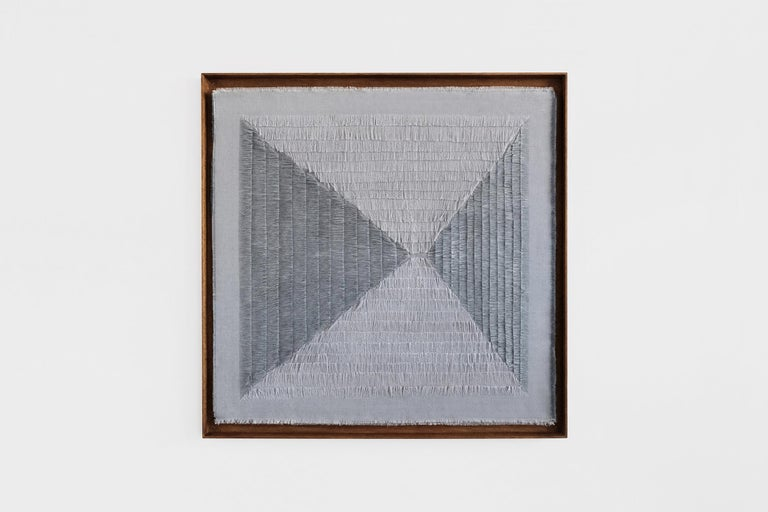 Fabric Sophie Rowley Tapestry Model Khadi Fray, Berlin, 2019 For Sale