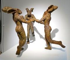 Dancing Ladies II, Maquette (B/16/06)