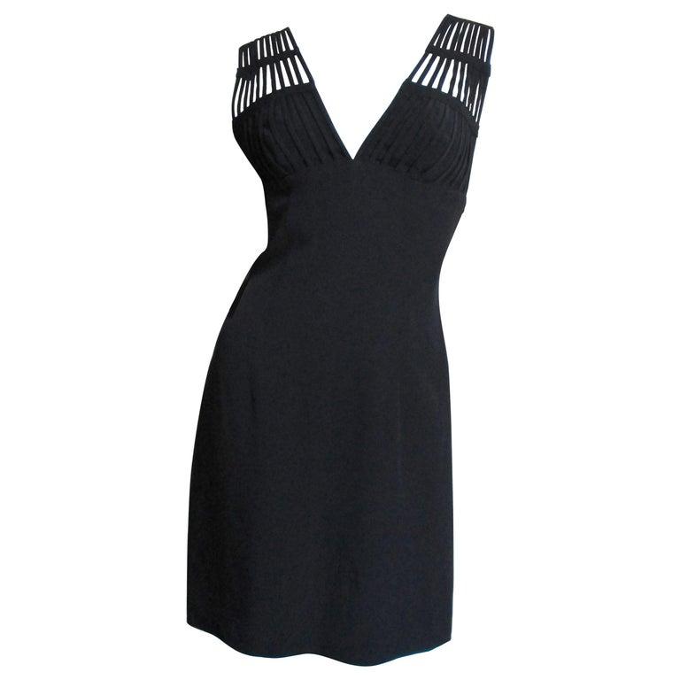 Sophie Sitbon Cage Shoulders Dress For Sale