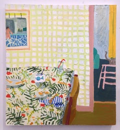 Hockney in the Kitchen
