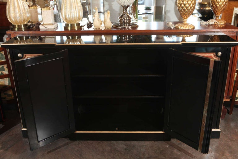Sophisticated French Credenza For Sale 2