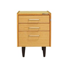 Sorø Laminate Chest of Drawers Vintage, 1960s Retro