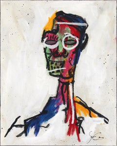 Neo-Expressionist Mixed Media