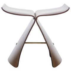Sori Yanagi Butterfly Stool for Tendo Mokko