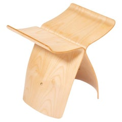 Sori Yanagi for Vitra Maple Butterfly Stool