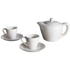 Sori Yanagi Tea Set, circa 1950