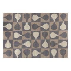 Sorrento Brown Carpet by Gio Ponti