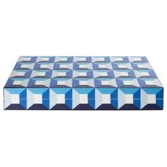 Sorrento Lacquer Backgammon Set
