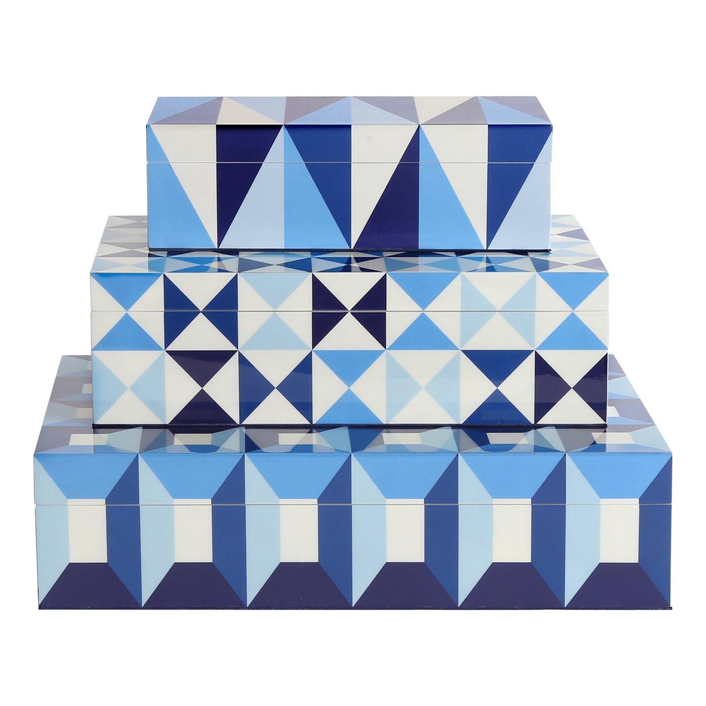 Sorrento Lacquer Box Set