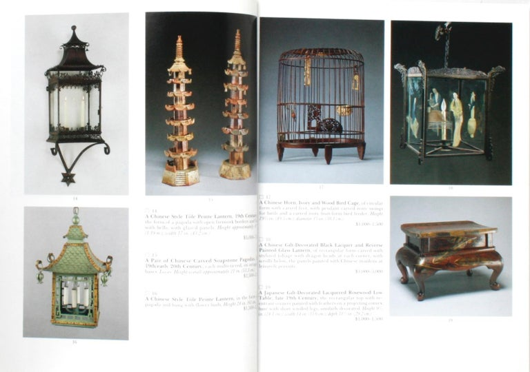 Sotheby's 1995 Catalogue, Property from the Collection of the Late Sister Parish For Sale 3
