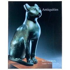 Sotheby's Antiquities Auction Catalogs 1990s-2000s Set of 14