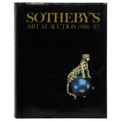 Sotheby's Art at Auction, 1986-1987, First Edition