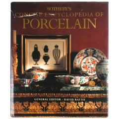 Sotheby's Concise Encyclopedia of Porcelain, First Edition