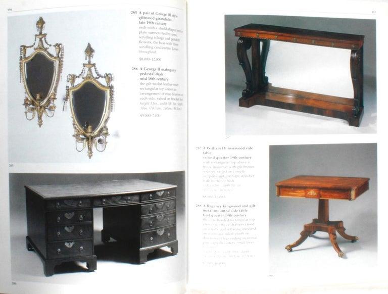 sotheby s englische mobel europaische keramikwaren und dekoration 8