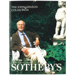 Sotheby's London; The John Gielgud Collection, 2001