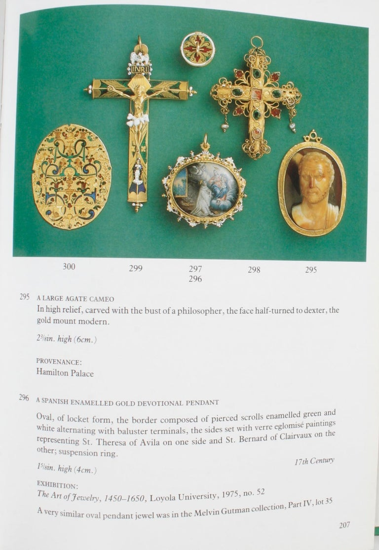 20th Century Sotheby's London, The Thomas F. Flannery, Jr. Collection For Sale