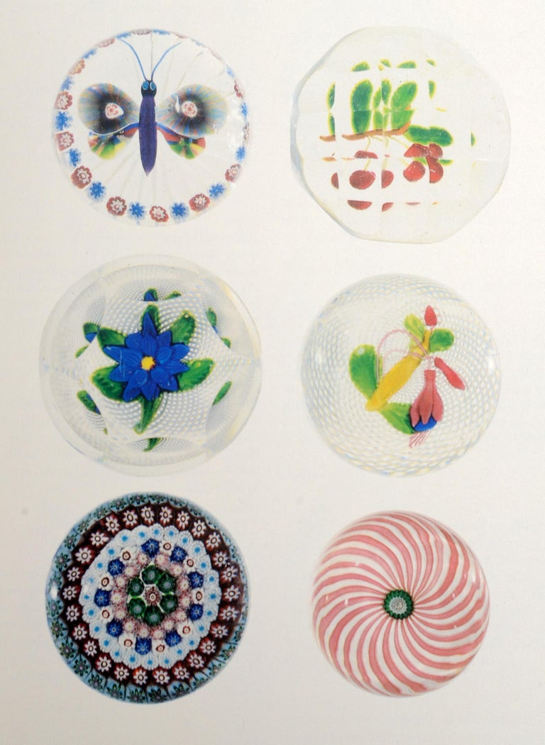 American Sotheby's, New York Important Paperweights, Sale No. 5349 For Sale