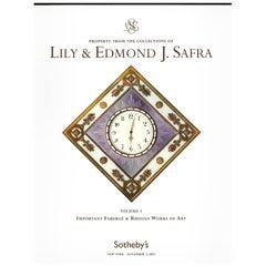 Sotheby's November 2005, Lily & Edmond Safra Collection Sale Catalogues