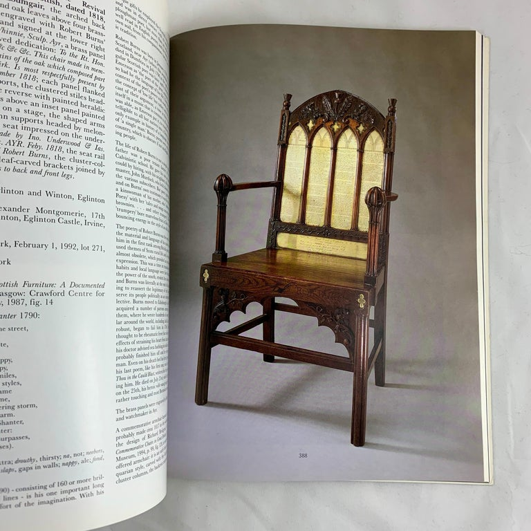 Paper Sotheby's NY Auction Catalogue, Important English Furniture & Decorations, 1996