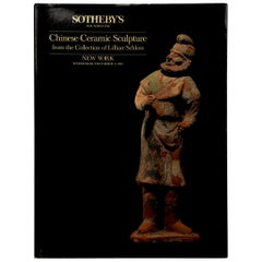 Sotheby's NY Chinese Ceramic Sculpture from the Collection of Lillian Schloss