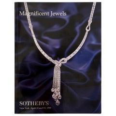 Sotheby's NY Magnificent Jewels April 1999, Property Wanda Toscanini Horowitz