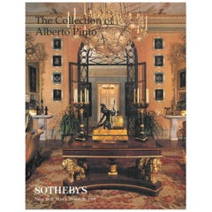 "Sotheby's ""The Collection of Alberto Pinto"" Catalogue"