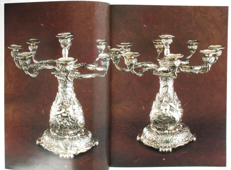 Sotheby's the Jerome Rapoport Collection of American Aesthetic Silver For Sale 4