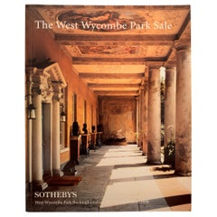 Sotheby's The West Wycombe Park Sale, June 1998, First Edition